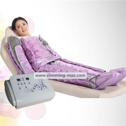 Wholesale 2016 new airbags Air pressure body slimming machine lymphatic drainage machine Detox and relaxed pressotherapy machin