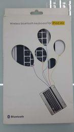 Wholesale Wireless bluetooth keyboard for iPad Air Wireless interface standard
