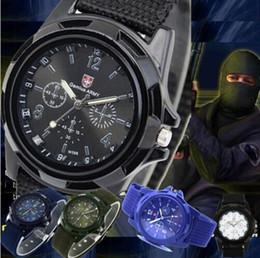 Relojes de los hombres de deporte Gemius suizos ejército réplicas reloj de estilo militar hombres de deporte reloj de pulsera reloj de pulsera de relojes desde reloj del ejército suizo deporte militar fabricantes