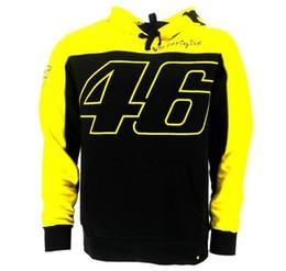 Free shipping Moto GP Racing VR46 Moto Racing Hoodies Motorcycle Casual Sweatshirts Motocross Rossi casual hoodie Sweater Coat