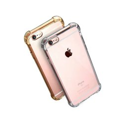 Wholesale Soft Phone Shell In1Protective Cover TPU Material Wear Popular Brands The Ultimate Transparent Adapt IPhone6 S iPhone6 sPlus