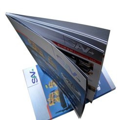 Magazine Printing with Colorful Picture OEM Magazine