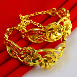 Chikage jewelry gold bracelet 18K gold bracelet simulation bride gold-plated jewelry female send his girlfriend a gift