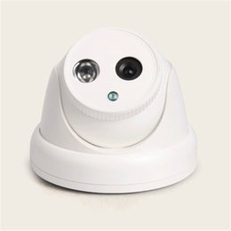 IP Camera Wifi Email Alarm Specified Time Restart ONVIF 200W PX Resist Compression IPC with 1 Infrared Lamp 20m IR for IPC-RH1-D