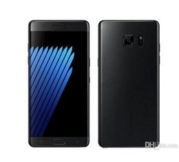Wholesale 0 Profit Goophone note7 inch cell phones N7 MTK6580 Quad Core G GB Note Show G ram G rom show g lte Smartphone