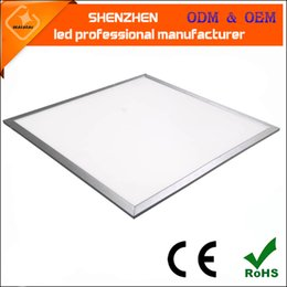 36w 40w LED light panel 620*620mm led ceiling panel 90LM w high brightness SMD2835 recessed led panel warranty 3 years