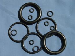 JINBR2401 Standard O-Ring Seals NBR70A Size-ID24.4,29.4,34.4,39.4,44.4,49.4,54.4,59.4,64.4,69.4mm*C S3.1mm G25~G70 500PCS Lot