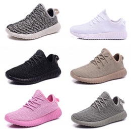 Wholesale Price Final Version Oxford Tan Boost Shoes On Sales Buy Kanye West Sneakers Shoes Called the Boosts Online Dropshipping