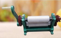 Wholesale High Quality Manual Bee Wax Foundation Sheet Mills Machine size mm
