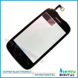 Wholesale obile Phone Accessories Parts Mobile Phone Touch Panel for Huawei Ascend Y200 U8655 touch screen digitizer touch panel touchscreen Origin