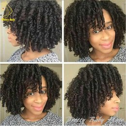 Short Human Hair Wigs Mongolian Human Hair Lace Front Wig Bouncy Curly Short Human Hair Full Lace Wig for Black Women