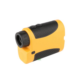 1200m High Accuracy 6x Monuclars Outdoor Range Finder 7C Viewing Angle Golf Laser Rangefinders With Professional Packing