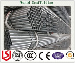 Wholesale Steel structure building Galvanized steel tube with competitive Price