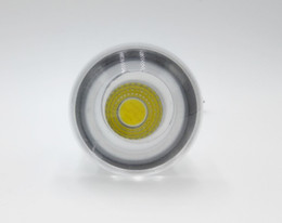 Dimmable Mini 5W Warm Cold White acrylic +aluminum COB LED ceiling downlight recessed Led down lamp AC85-265V