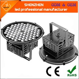 Wholesale 250w lm w led projection floodlight high quality pole lamp high power led industrial flood spot light