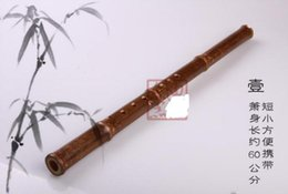 Wholesale Cheap NEW Traditional handmade Chinese Musical Instrument Bamboo Flute hot sale
