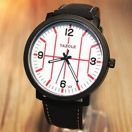 Brand New Mens Watch Fashion Casual Luminous Hands Big Round Dial Dress Watch Leather Band Man Sport Watch