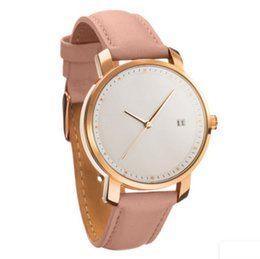 Wholesale 2016 MVMT woman s top brand luxury leather Strap watch weman watches Business fashion Quartz watch relojes hombre mvmt