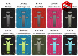 Wholesale Best Tablet PC Sleeve Cases Covers for Ipad Mini Waterproof Shockproof Hard Military Inch Tablet PC Bags Best Tablet PC Sleeve