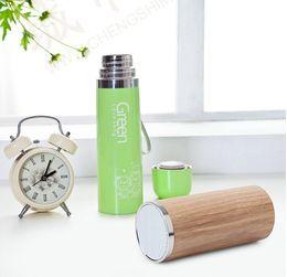 Wholesale New Design Bluetooth Speaker Bamboo Made Bluetooth Bamboo Wooden Speaker
