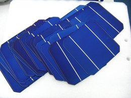 low cost 2.9w mono solar cell 125x125