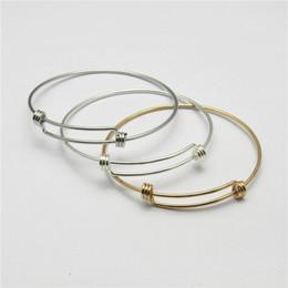 Charm Bracelets New Arrival Trend All-match Fashion DIY Jewelry Brand New Adjustable Three Times Charm Wire Bracelet Free Shipping