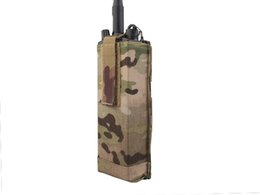 Wholesale Hunting Airsoft Rido Pouch military painball Emerson PRC148 CP AVS Style EM8334 MULTICAM AOR1 AOR2 ATFG