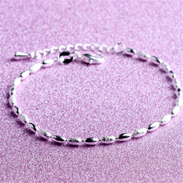 Fashion Star Jewelry Best Quality 925 Sterling Silver Chains Bracelet Christmas Gift
