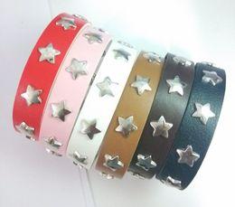 Fashion Bracelet Trend Lovers Punk Little Star Rivets Bracelet Accessories