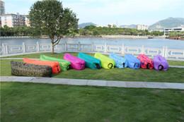 Wholesale Quality camo colors lay bags beautiful sofa convinient sofa air inflation sofa