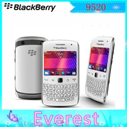Wholesale Hot sale Original Refurbished Cell Phone Curve Apollo Blackberry QWERTY Cellphone MP Camera GPS WiFi Bluetooth BlackBerry OS