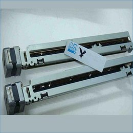 Wholesale miniature linear cnc phase wire stepper motor Ball screw Electric Slide motor Stroke mm J15048
