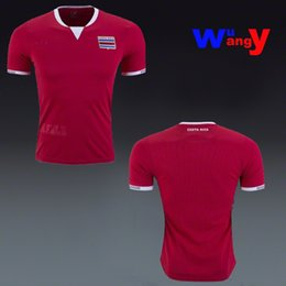 Wholesale Free ship COSTA RICA home jersey have video show shirts K WASTON COSTA RICA