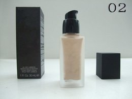 10PCs Top Quality ALLDAY LUMINOUS WEIGHTLESS Foundation makeup liquid foundation base 30ml liquid foundation base makeup Free Shipping