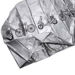 Wholesale Grey Bicycle bike Cycling Rain and Dust Protector Cover Waterproof Protection Garage H8095
