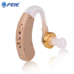 Wholesale Guangzhou FEIE Manufacturer Analog BTE Style Ear Device S behind the ear Hearing Aid