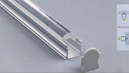 Wholesale mmX17mmX20mm white led linear strip aluminium channel the bar led decoration furniture led corner led light