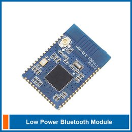 Wholesale UART Bluetooth Module Built in Mesh iBeacon Protocol Support one to many Data Broadcast Mode Low Power USR BLE100 Q025