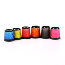 Wholesale Volf Golf Laser Red Grey Yellow Orange Blue Pink Black Golf Ferrule For Irons Club Shaft I D Color Choice