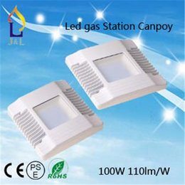 Wholesale new retail products new disign led gas Station Canopy Lights Outdoor Floodlight Street Lamp Tunnel Light w w w led shop lights