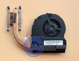 New Original for Lenovo Z380 Z380A Z380 Z380AM Laptop cooling fan with heat sink