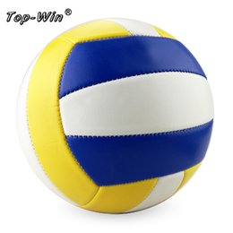 Wholesale Official Standard Size Soft Touch Volleyball Ball PVC Power Professional Indoor Training Competition Balls Handball