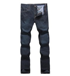 Wholesale Chinese Style Coat Men - Free shipping !2016 New jeans mens famous brand ripped jeans for men biker jeans robin designer for man