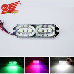 LED motorcycle brake lights strobe lights to refit super bright 12V JC-706 warning lamp decoration lamp