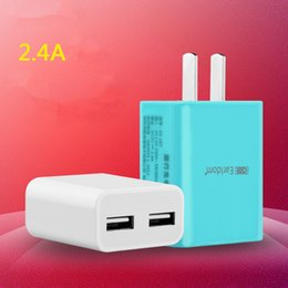 Wholesale HOT c authentication A charger mobile phone apple android fast charger multi port straight double usb universal charger