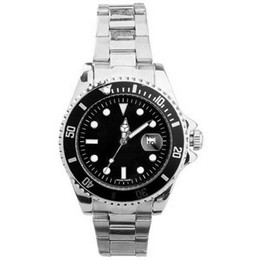 Wholesale 2016 A Quality Mens watches Top Brand R Luxury Watch Stainless Steel Band Automatic Mechanical Movement Wristwatch Calendar China Watch