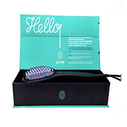 Wholesale Magic Comb DAFNI Hair Straightener Brush Comb Hair Straightening PK Antomatic LCD Hair Straightener Combs