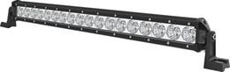 High Quality 20Inch 54W Single Row LED Light Bar Waterproof Pass CE ROHS EMC Motorcycle car Lamp boat fog light