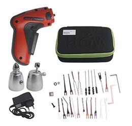 Wholesale KLOM Cordless Electric Lock Pick Gun Auto Pick Guns Lockpicking Locksmith Tools