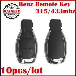 Wholesale Best Quality mercedes benz key remote Keyless Entry OEM Smart Smart Remote key Fob Mhz for Mercedes Benz